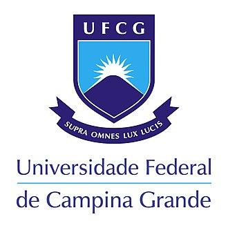 Federal University of Campina Grande - Image: Ufcg Brasao