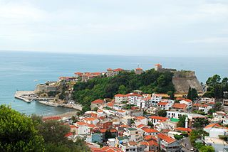 Ulcinj Town and municipality in Montenegro