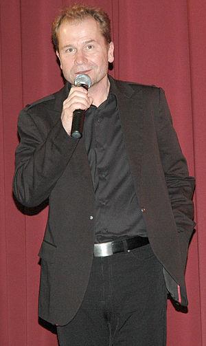 Regisseur Ulrich Seidl bei der Premiere seines...