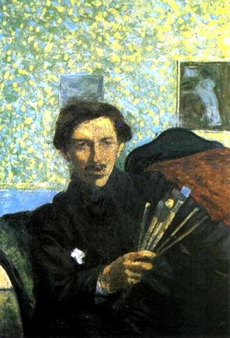 1905 in art - Image: Umberto Boccioni