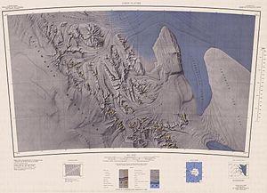 Ellsworth Mountains - Image: Union Glacier