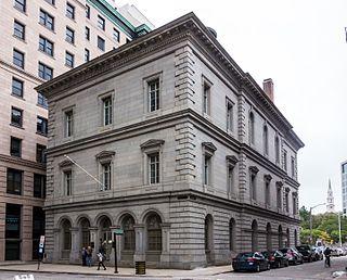 United States Customshouse (Providence, Rhode Island) United States historic place