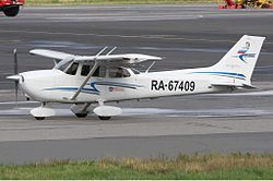 University of Civil Aviation Cessna 172S Skyhawk SP Ilyin.jpg