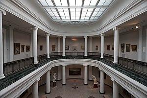 University of Michigan Museum of Art - Image: University of Michigan Museum of Art June 2015 08 (European & American Art Gallery)
