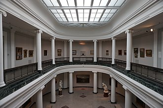 University of Michigan Museum of Art - Image: University of Michigan Museum of Art June 2015 08 (European & American Art Gallery)