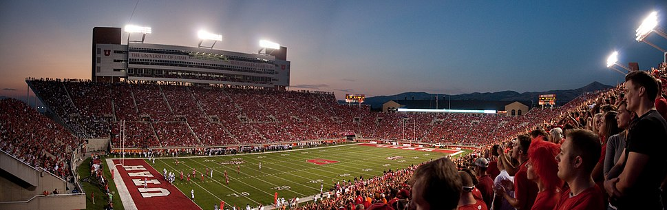 University of Utah Vs. Utah State - Via MUSS