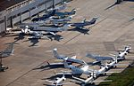 Untitled Gulfstream Aerospace G-V-SP Gulfstream G550; HZ-ALFA@BSL;16.07.2011 609aq (6189889745).jpg