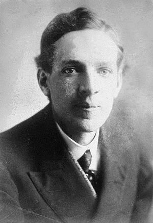 Upton Sinclair - Upton Sinclair early in his career