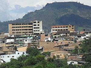 Guateque - Image: Urbanguateque