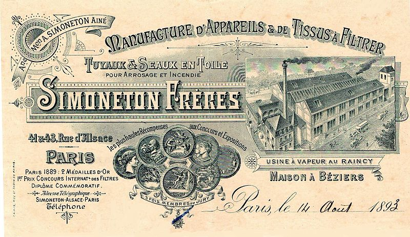 File:Usine SIMONETON Frères au Raincy en 1885.jpg
