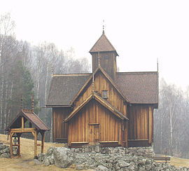 Uvdal stave church.jpg