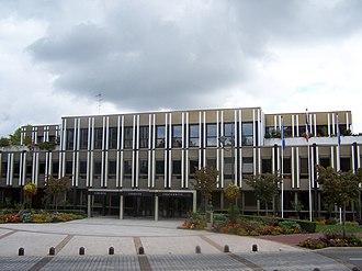 Vélizy-Villacoublay - Town hall