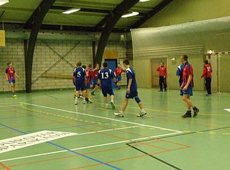 Vágs Bóltfelag - Boys 16: VB vs. Neistin from Tórshavn.