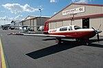 VH-MMP Mooney M20R Ovation 2 and VH-JUA Cessna 172M Skyhawk Air Gold Coast (9111472148).jpg