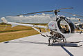 VH-RSI Schweizer 269C-1 (Model 300C) Aeropower (8681807434).jpg