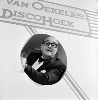 <i>Van Oekels Discohoek</i> Dutch musical television series (1974/1975)