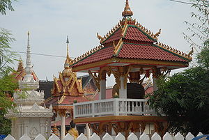 Wat Si Saket - Image: Vat Sisaket toits