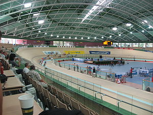 Pruszków - BGŻ Arena indoor velodrome