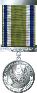 Veteran of Azerbaijani Armed Forces medal.png