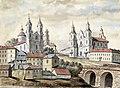 Viciebsk, Vialikaja-Rynak. Віцебск, Вялікая-Рынак (N. Orda, 1875-76).jpg