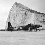 Vickers Wellington - Royal Air Force Operations in Gibraltar, 1940-1945. GM263.jpg