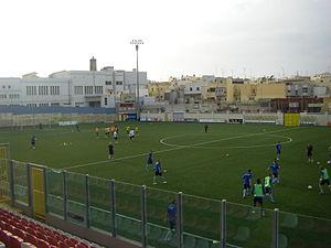 Victor Tedesco Stadium - Image: Victor Tedesco Stadium