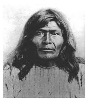 Victorio Indian tribal chief