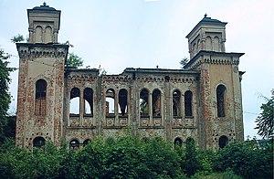 Vidin - The Vidin Synagogue, deserted after Jewish emigration to Israel.