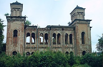 Vidin - The Vidin Synagogue, deserted after Jewish emigration to Israel.