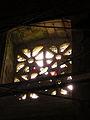 Vidriera de la sala capitular de la Iglesia St. María de Rioseco.jpg