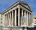 Vienne - Temple d'Auguste et de Julie -2.JPG