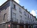 Vieux tours,1 a 9 rue de Constantine, maisons en pierre à boutique, 2èm partie du 18èm siècle.jpg
