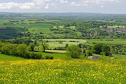 View from Kelston Roundhill - panoramio