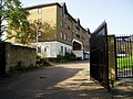 View from Osterley Gardens entrance to Comer Crescent - geograph.org.uk - 989649.jpg