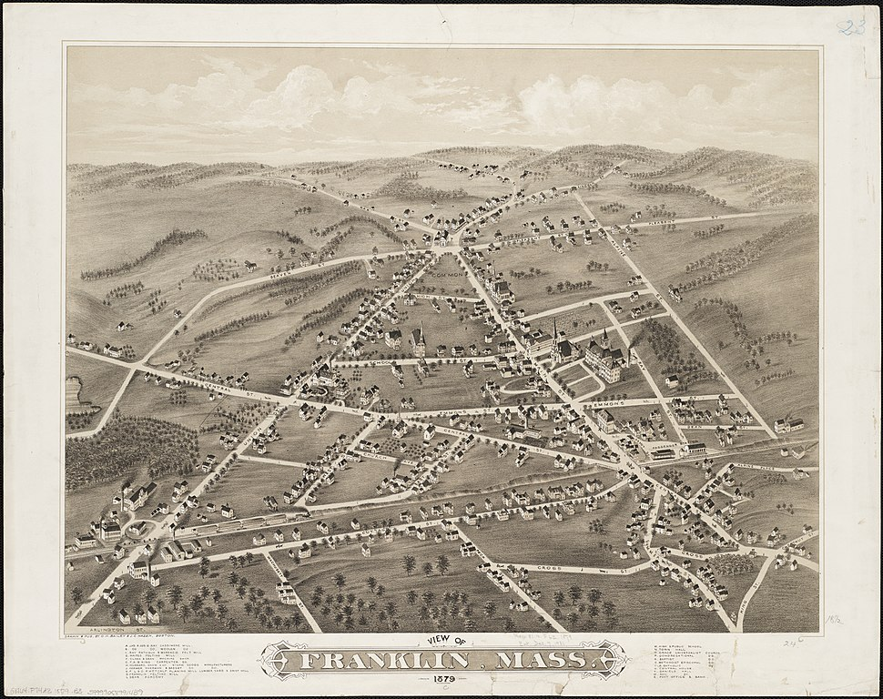 View of Franklin, Mass. (2673646413)
