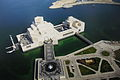 View of Museum of Islamic Art Qatar from above.JPG