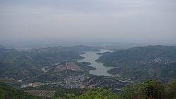 上林湖水库