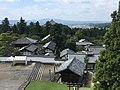 View of Tōdai-ji from Nigatsu-dō 1.jpg