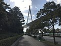 View of Tempozan Bridge near Universal Studios Japan 2.jpg