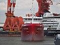 Vikstraum (ship, 2019) IMO 9829796, Botlek pic2.JPG