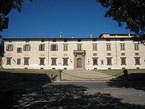 Accademia della Crusca - Villa di Castello, headquarters of the Accademia della Crusca