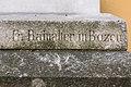 Villach Peraustrasse 28 Perauhof Grabmal Anton Ghon Rainalter-Signatur 03082015 6439.jpg