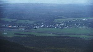 La Patrie, Quebec - Image: Village La Patrie, au Québec
