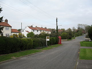 Thornton-le-Beans Village and civil parish in North Yorkshire, England