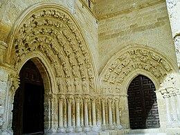 Iglesia de Santa María la Blanca (Villalcázar de Sirga ...