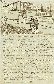 Listy Vincenta Van Gogha Wikipedia Wolna Encyklopedia