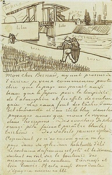 Datei:Vincent Willem van Gogh letter sketch.jpg