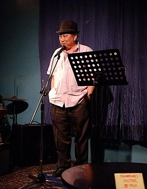 Virgilio S. Almario - Virgilio Almario at a poetry reading in June 2011