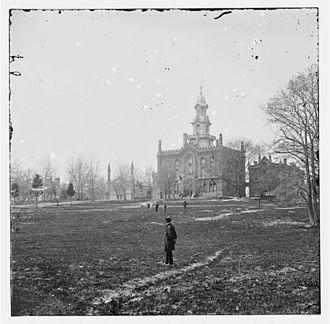 Henry C. Potter - Image: Virginia Theological Seminary historical