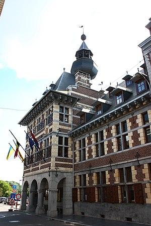 Visé - Image: Visé Hôtel de Ville 04